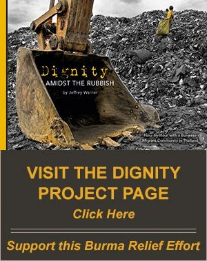 The Dignity Amidst The Rubbish Project