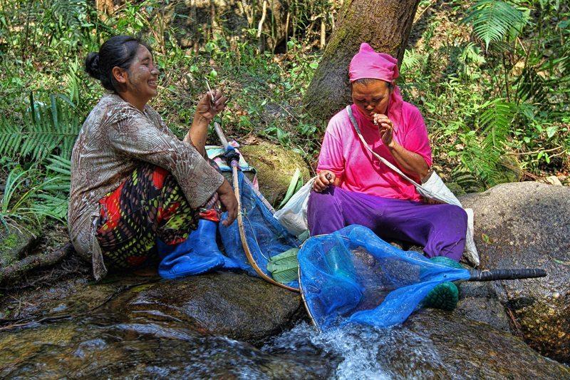 Hill Tribe Women