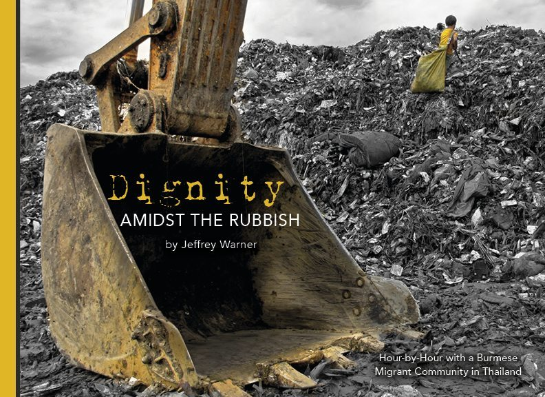 Dignity Amidst the Rubbish Book cover