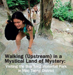 Buatong Waterfall Chiang Mai