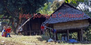 Jungle Journey to Civilisation