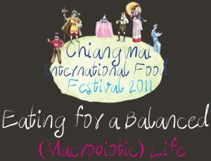 Macrobiotics at Chiang Mai International Food Festival