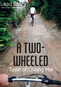 Two Wheeled Taste of Chiang Mai