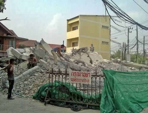 Mae Sot Madness: Busting Up Foundations of Greed