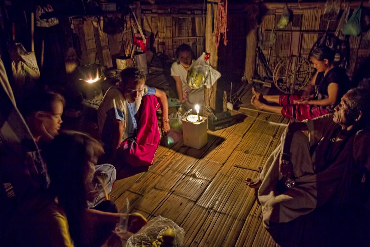 karen villagers