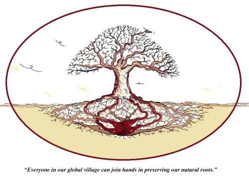 Global Village Hands