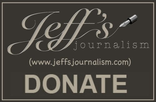 Donate to Jeff's Journalism Projects