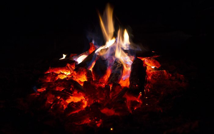campfire concept