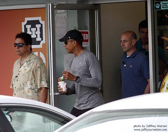 obama hawaii holiday vacation
