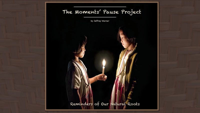 the moments pause project
