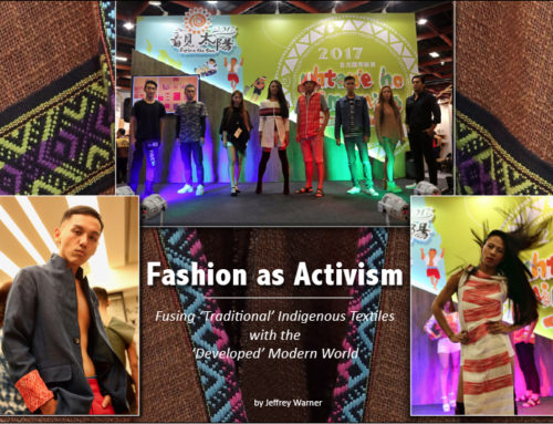 FASHION AS 'SOFT POWER' SOCIAL ACTIVISM