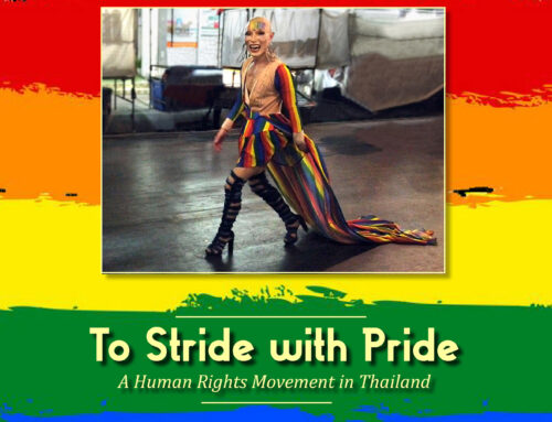 To Stride with Pride: A Human Rights Movement in Thailand (Chiang Mai Pride Parade)
