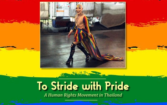 Chiang Mai Pride Parade: A Human Rights Movement in Thailand (2020 Chiang Mai Pride parade)