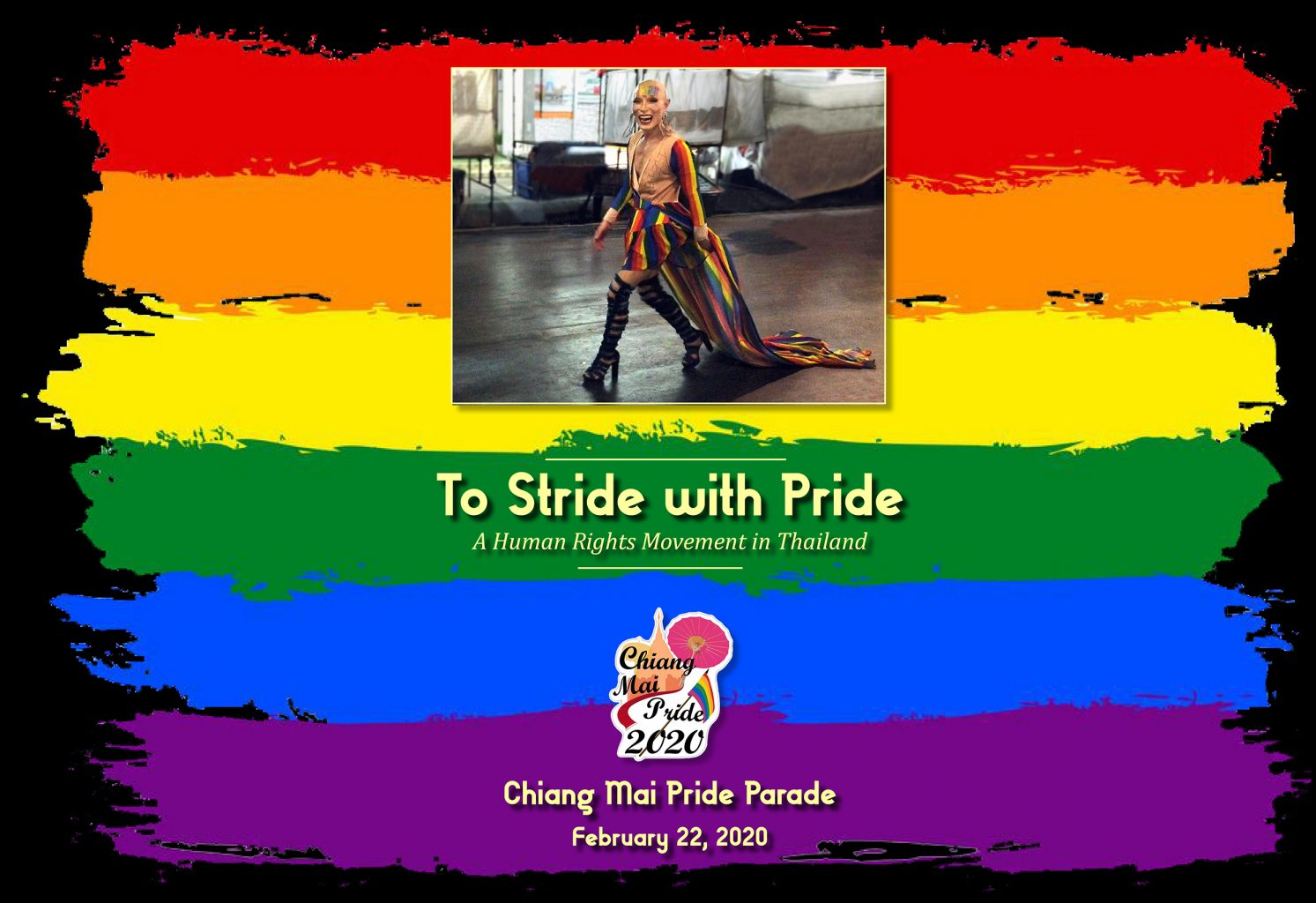 Chiang Mai Pride Parade: A Human Rights Movement in Thailand