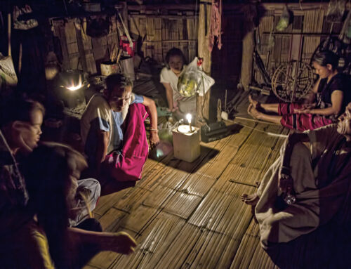 "Thailand's Hilltribe People — ""Back to the Basics: Can't Buy This Way of Life'"